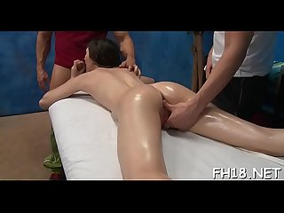 Massage hot