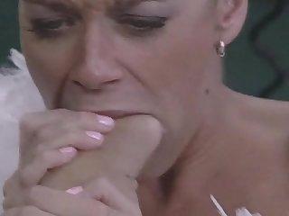 Lesbian foot sucking