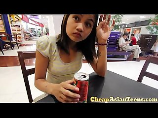 Money talks picking up filipina from a shopping mall cheapasianteens com