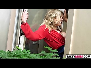 Thanksgiving Fuck With Hot Stepmom Cory Chase