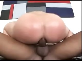 phat ass german girl loves black cock in her ass