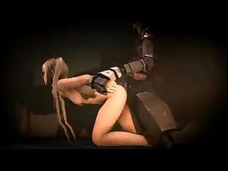 �?�Awesome-Anime.com�??3D Anime - Marie Rose fucked by crazy robot (from Dead or..