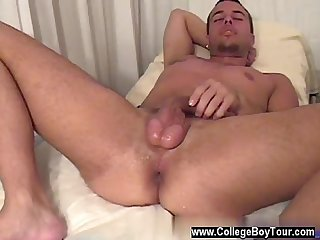 Gay clip of He was more turned on the harsher the lovemaking got.