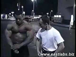 Kevin Levrone - DL black nasty bodybuilders