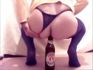 A1 danando na boquinha da garrafa