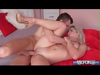 Cock hungry big tits British Milf(Sienna Day) 03 clip-11