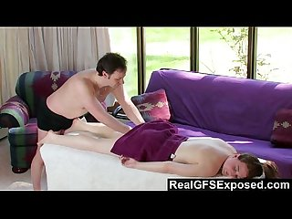 RealGfsExposed - Greatest massage of my life