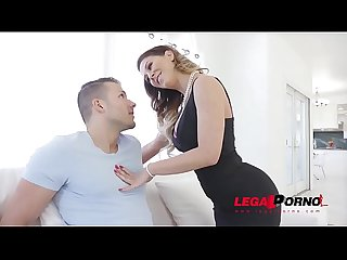 Stepson can't wait to go anal on hottest Milf with big tits Cherie Deville GP876