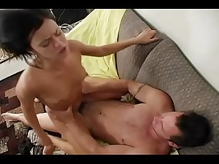 She fucks the new friend of her mother