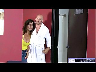(tara holiday) Busty Mature Hot Lady Love Hard Style Sex Action mov-27