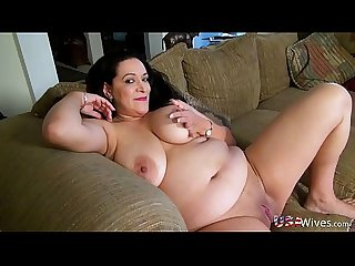 Usawives chubby american mature lady niki