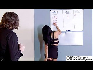 audrey bitoni horny busty office girl enjoy hard sex action Mov 03