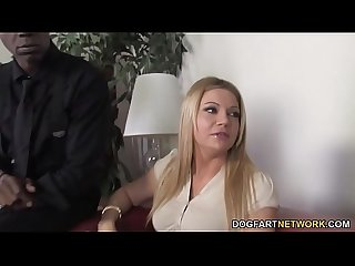Christina Skye Fucks Big Black Cock In Front Of Her Son