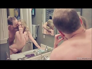 Good girl karla kush fucks her older boyfriends big white cock