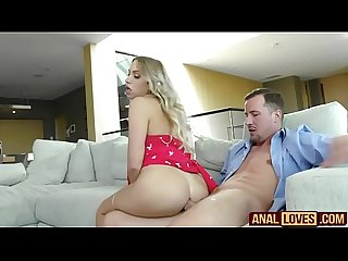 Khloe Kapri Her Anal Sex With A Big Cock