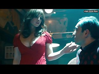 Vica kerekes topless girl on top big boobs sexy scenes muzi v nadeji 2008