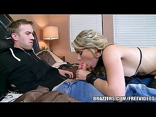 Brazzers - Sexy step mom Courtney fucks son