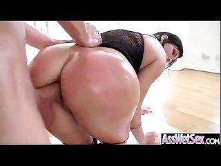 Hard anal deep bang with big wet curvy butt naughty girl lpar shay fox rpar Mov 27