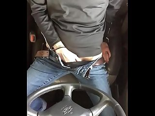 2.21.2019 parking lot fingering my pussy while I wait for my husband