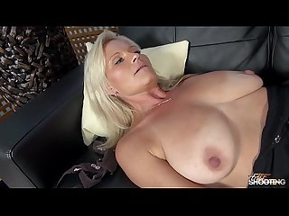 Fakeshooting blonde busty mom can teach fake agent how to fuck