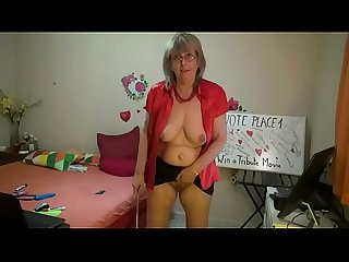 SpicyHoneyMilf sexy mature says thank you