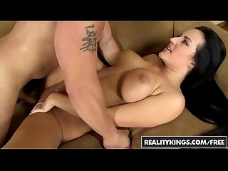 RealityKings - Mikes Apartment - (Carmen Croft, Claudio Pedro) - Banging Beauty