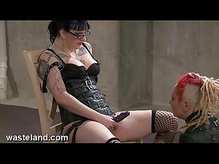 Wasteland Bondage Sex Movie - Mistress Panties (Pt 1)