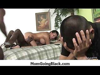 Interracial milf sex mommy go black 37