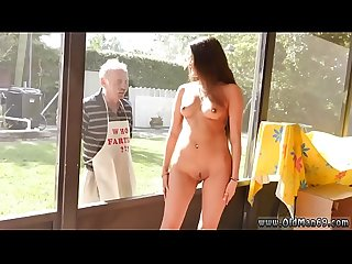 Old man hairy anal it starts at our cook out last week where liz