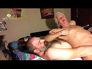 Keithbear eats my ass before fucking me bareback