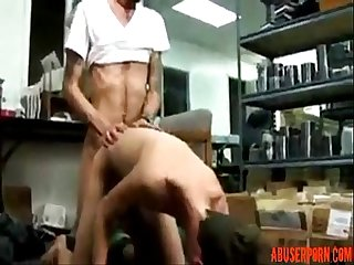 Being punished by not my step dad comma gay porn af abuserporn period com