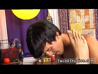 Free gay twink nudist video Jason Creed is sitting down with his