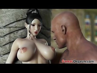 Gamerorgasm period com vert beauty princess and the wild big cock