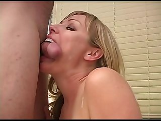 Ballbusting and Cockbiting Cheerleader Femdom blowjobs