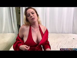 Stepmom teaches lesbian sex to stepdaughter