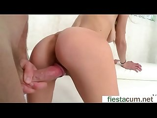 (Mila Evans) Amateur Girl Show Up Ready For Hard Bang movie-18