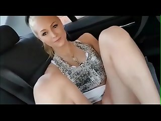 dutch slut flashes pussy in public *** siswetlive.com