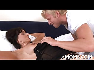Mommy acquires pounded shitless