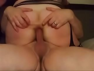 BBW WIFE ANAL ORGASMS