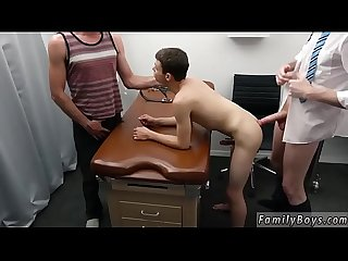 Super cute boy gay sex gallery xxx Doctor's Office Visit