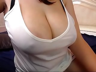 The best tits chat girl on webcam