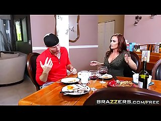 Brazzers - Mommy Got Boobs - Diamond Fo and Sean Lawless - Midnight Milk