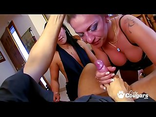 Brooke Lynn and Halana K Have Their Pussy Fisted & Assholes Nailed