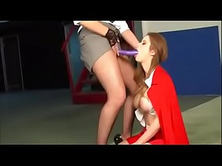 Super School Girl vs The Headmistress