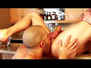 Sexy blowjobs and ass eating with hot guys