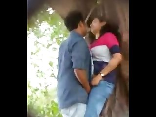 Girl fucked outdoor in Indian street wowbigass.com