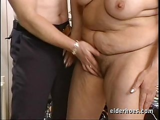 reife cougar pussy