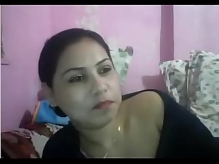 jhanvi indian cam babe hot show 2