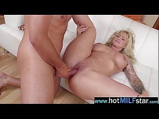 (ryan conner) Mature Lady Love Huge Cock In Her Holes clip-27