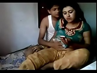 Desi lover fucking his horny girlfriend.MP4